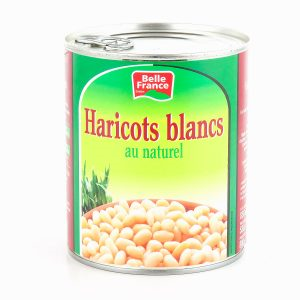 Haricots blancs 800 g BF