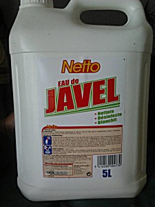 Eau de javel 5 L Netto